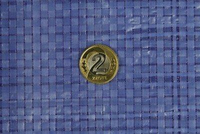 Plandeka okryciowa niebieska 5x8m