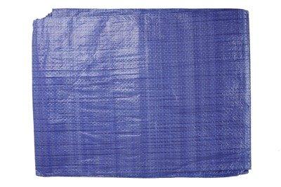 Plandeka okryciowa niebieska 4x6m