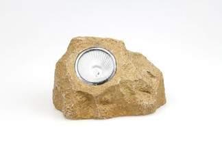 Lampa solarna ogrodowa imitująca kamień L-405233