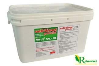 ANTI-BISSAN – granulowany środek do odstraszania zwierząt 10kg