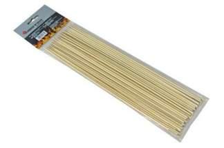 Bambusowe szpikulce do szaszłyków MG135