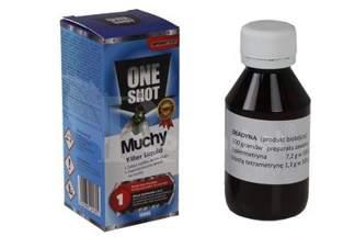 Deadyna - profesjonalny środek na muchy 100 ml