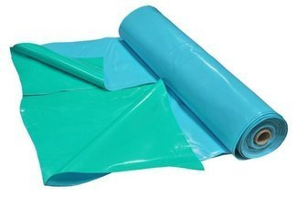 Folia do oczek wodnych, stawów i basenów Akwen 500, zielono-niebieska 6x5m