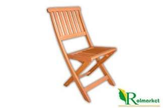 Krzesło ogrodowe drewniane VILLA TOSCANA, model 88189