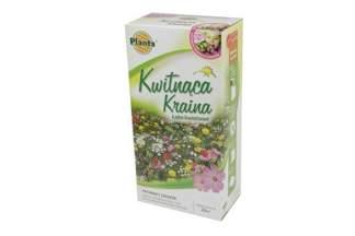 Łąka kwiatowa – mieszanka kwiatów i ziół zapewniających kwitnący zakątek 200 g Planta