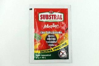 Mospilan 20 SP 10g  – środek owadobójczy do zwalczania szkodników w uprawie ziemniaka, roślin sadowniczych, warzywnych i ozdobnych.