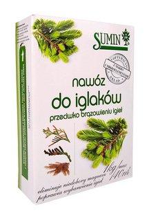 Nawóz do iglaków – przeciwdziała brązowieniu igieł Sumin 1 kg