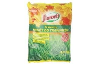 Nawóz jesienny Florovit do trawy 10kg