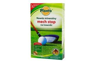 Nawóz mineralny na trawniki z mchem (eliminujący mech) Planta Mech Stop 1kg