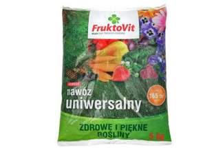 Nawóz uniwersalny Fruktovit Plus 5 kg