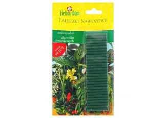 Pałeczki nawozowe do roślin doniczkowych Zielony Dom 50 szt