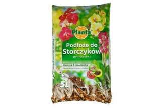 Podłoże do storczyków Planta pH/w H2O 5,0-6,0