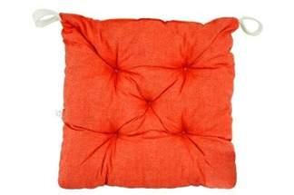 Poduszka dekoracyjna na siedzisko Tina - kolor pomarańczowy 1007-43