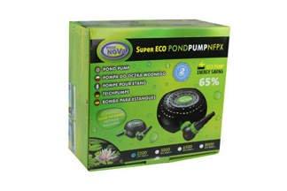 Pompa do oczka, stawu Aqua Nova NFP-3500  3500 l/h 25 W