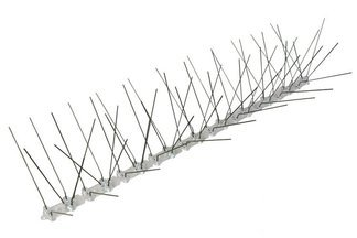 Profesjonalne kolce na ptaki, przeciw ptakom typ X (szerokość chroniona 20-25cm) 50cm