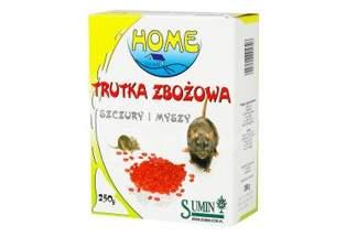 Sumin Home trutka zbożowa na szczury i myszy Ratimor 250g – w formie ziarna