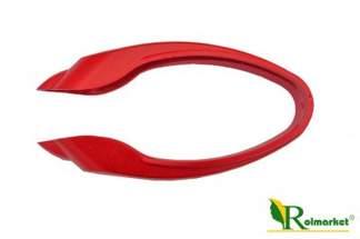 Szczypce do szypułkowania truskawek 47581606 - kolor czerwony