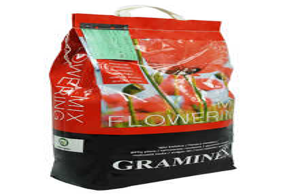 Trawa Graminex Flowering Mix 4 kg – kwiatowa łąka, trawa z nasionami kwiatów