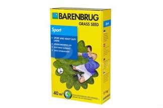 Trawa sportowa Barenbrug Sport 1 kg – mieszanka stosowana na boiskach podczas Euro 2012