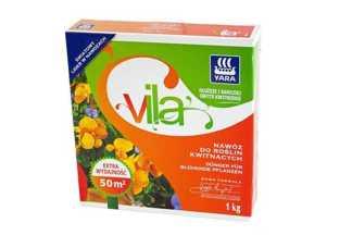 Vila Yara nawóz do roślin kwitnących 1kg