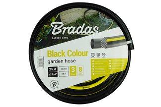 Wąż ogrodowy, 3-warstwowy Black Colour 3/4 25m