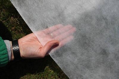 Agrowłóknina na pryzmy 6,35 x 50m (50g) - biała, produkt polski