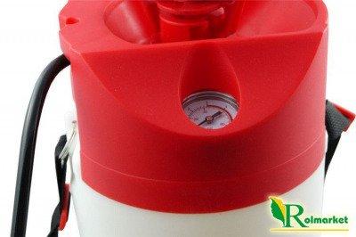 Opryskiwacz ciśnieniowy SPRAYER-PRO z manometrem 8 litrów Planta