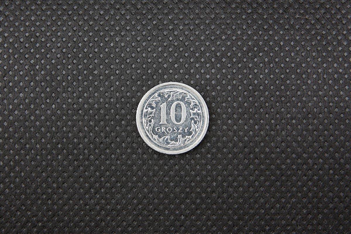 Polska agrowłóknina czarna 1,6x100m (50g)