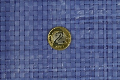 Plandeka okryciowa niebieska 3x4m