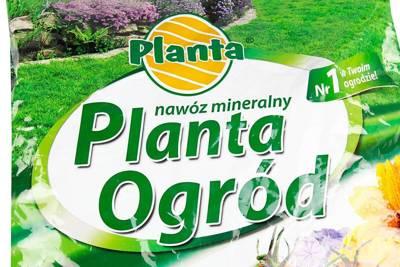 Nawóz mineralny uniwersalny Planta-Ogród 3kg PLANTA