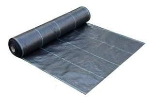 Agrotkanina czarna 1,1x50m (70g)