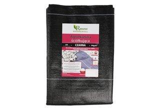 Agrotkanina czarna 2,1x50m 100g Pakiet Rolmarket