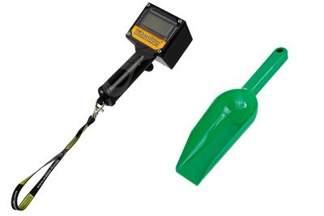 Cyfrowy termometr rolniczy z sondą składaną 3m  + GRATIS