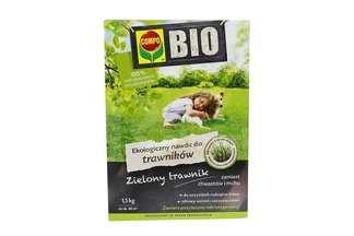 Ekologiczny nawóz do trawników 1,5kg Compo BIO