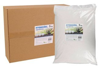 Hydrożel ogrodniczy - utrzymujący wodę dodatek do roślin, kwiatów i trawników 5kg