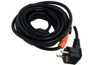 Kabel grzewczy 2m z energooszczędnym termostatem 32 W
