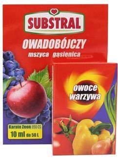 Karate Zeon 050 SC - środek owadobójczy do zwalczania mszycy i stonki ziemniaczanej 10ml