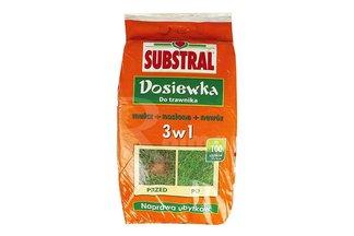 Magiczna dosiewka do trawnika 3w1 Substral 10 litrów