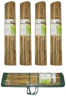 Mata bambusowa, osłonowa z listew bambusowych BM1530R, 1,5x3m