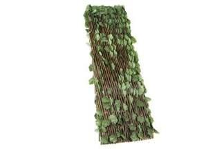 Mata osłonowa sztuczny bluszcz Greenly 1 m x 2m – zielona