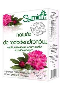 Nawóz do azalii i różaneczników Sumin 1 kg