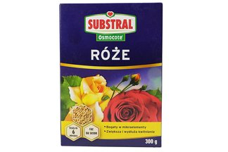 Nawóz do róż (180 dni) Substral Osmocote 300g