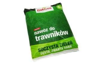 Nawóz mineralny do trawników 5 kg Fruktovit Plus
