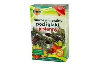 Nawóz mineralny pod iglaki jesienny o ulepszonej formule Planta 3kg