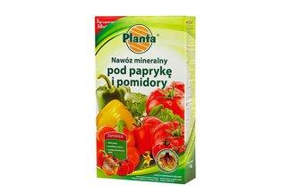 Nawóz mineralny pod paprykę i pomidory Planta 1 kg