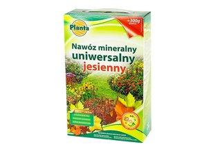 Nawóz mineralny uniwersalny jesienny o ulepszonej formule 3kg PLANTA karton