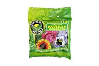 Nawóz na kwiaty ogrodowe Ogród Start 2kg