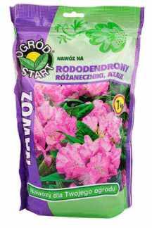 Nawóz na rododendrony Ogród Start 1 kg
