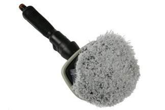 Okrągła szczotka do mycia samochodów ON/OFF