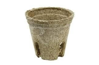 Okrągłe doniczki torfowe do rozsad nasion warzyw oraz roślin ozdobnych 30szt